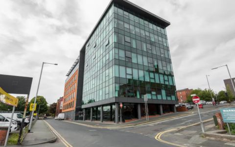 Serviced Offices Bark Street, Greater Manchester