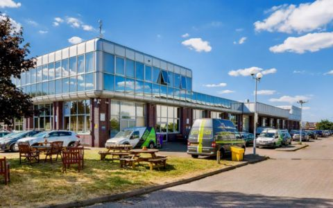 View of Oakcroft Road Serviced Offices