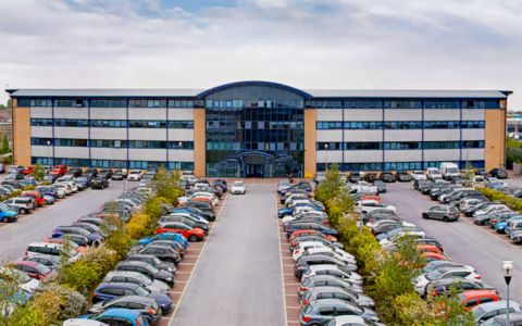 View of Goodlass Road Serviced Offices