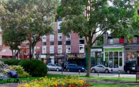 View of Western Road, BN3 2JQ
