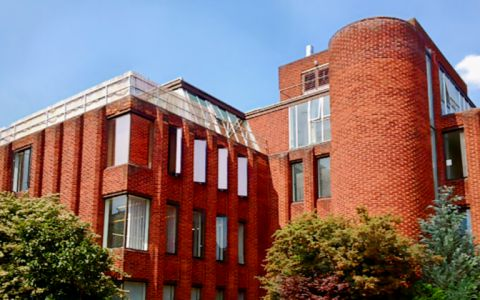 View of Magdalen Street Serviced Offices