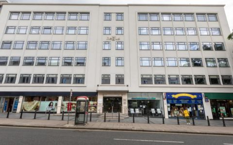 View of Queens Road Serviced Offices