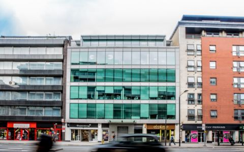 View of High Holborn Serviced Offices