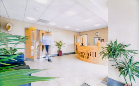 Serviced Offices Bunns Lane, London North