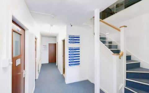 View of Marshwood Business Park Serviced Offices