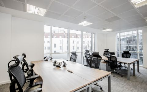 Serviced Offices Victoria Street, City of Bristol