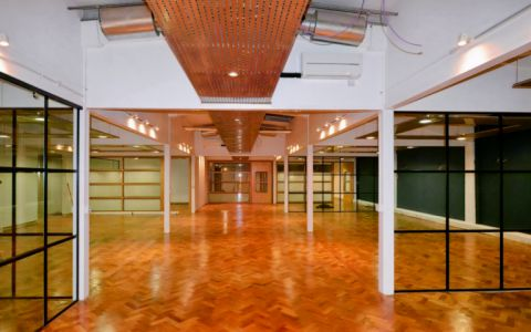 Pictures of offices in London South West, SW6 5TR