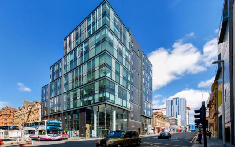 View of West Regent Street, G2 1RW