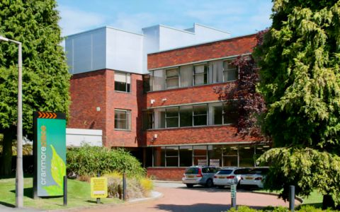 View of Cranmore Place Serviced Offices