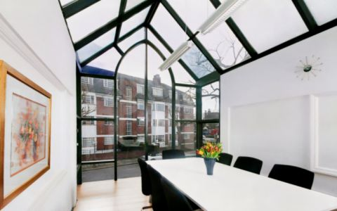 View of Manfred Road Serviced Offices
