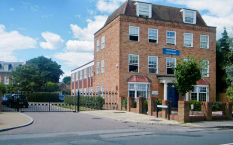 View of Thames Street Serviced Offices