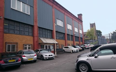 Serviced Offices Parsons Street, Greater Manchester