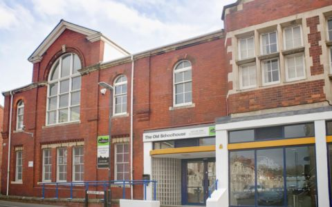 View of Salisbury Street Serviced Offices