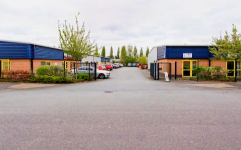 Serviced Offices Dunns Close, Warwickshire