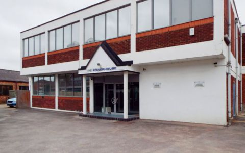 View of Woodthorpe Road Serviced Offices