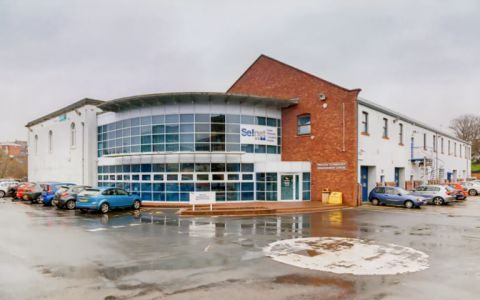 View of Marsh Lane Serviced Offices