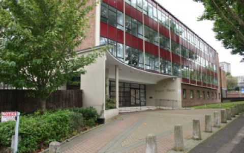 View of Bath Avenue Serviced Offices