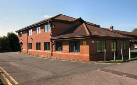View of Newport Road Serviced Offices