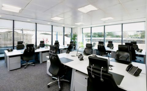 Serviced Offices Whitehall Road, West Yorkshire