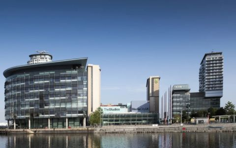 Serviced Offices Lowry Place, Greater Manchester