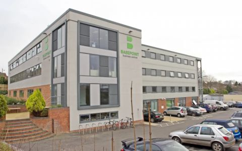 View of Winnall Valley Road Serviced Offices