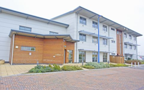 View of Denton Island Serviced Offices