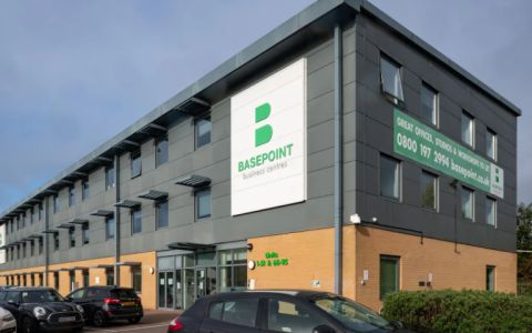 View of Marsh Barton Trading Estate Serviced Offices