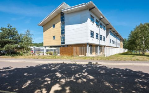 Serviced Offices Aviation Business Park, Dorset