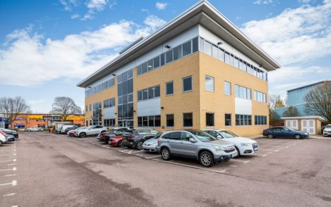 View of Bridge Road East Serviced Offices