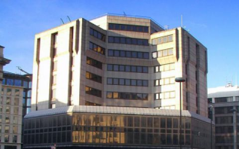 View of King William Street, EC4R 9AS