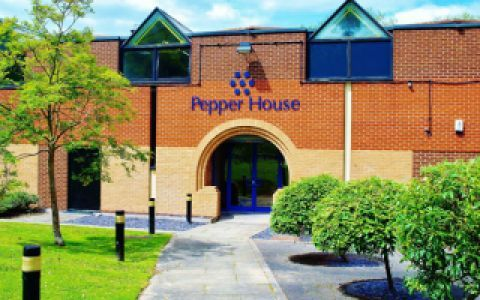 View of Pepper Road Serviced Offices