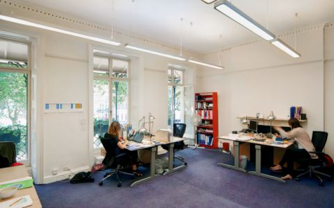 Serviced Offices in Bloomsbury Square, Bloomsbury
