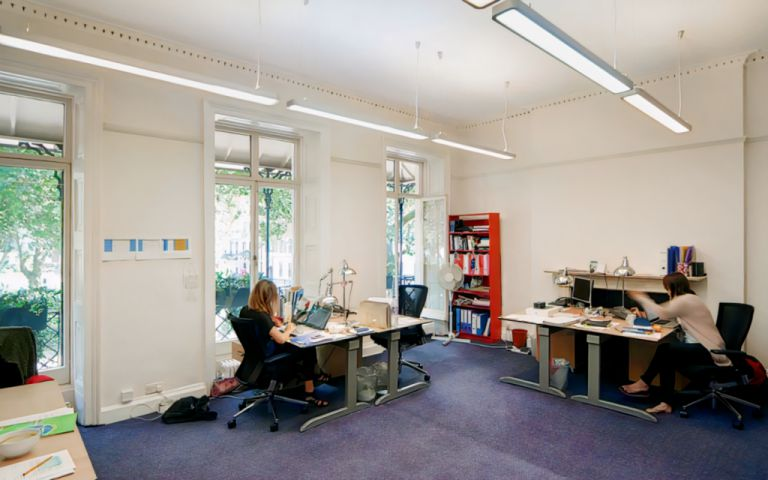 View of Bloomsbury Square Serviced Offices