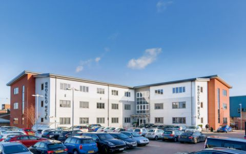 View of Broadwell Road Serviced Offices
