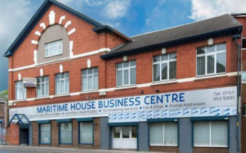 View of Balls Road Serviced Offices