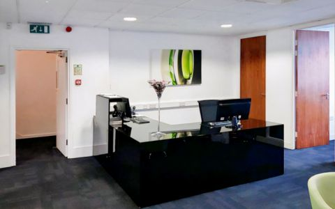 View of Bell Street Serviced Offices