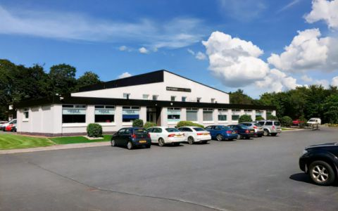 View of Stroud Road Serviced Offices