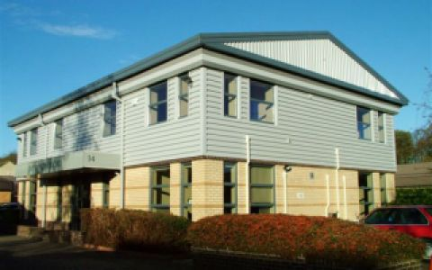 View of Hanborough Business Park Serviced Offices