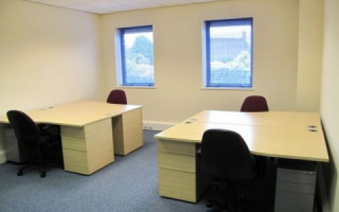 View of Jugglers Close Serviced Offices