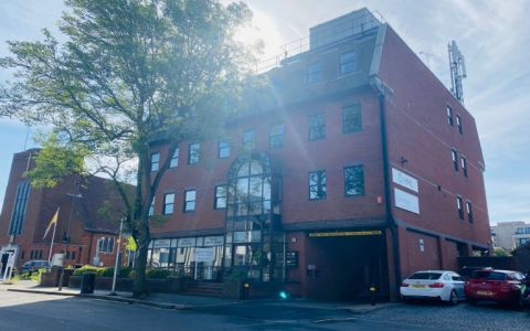 Serviced Offices Athenaeum Road, London North