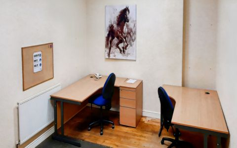 View of Queensway Serviced Offices