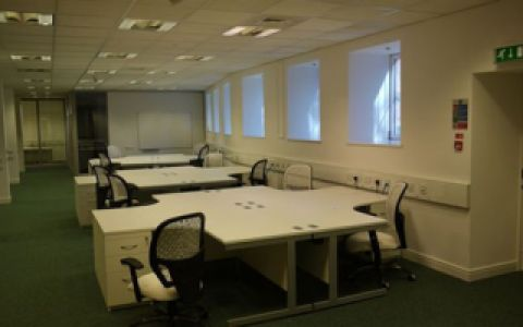 Serviced Offices Sitwell Street, Derbyshire