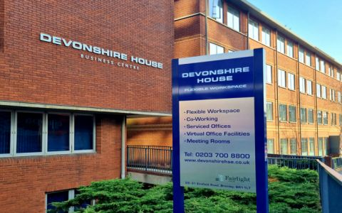View of Elmfield Road Serviced Offices