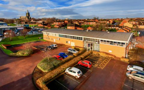 Serviced Offices Persy Street, West Yorkshire