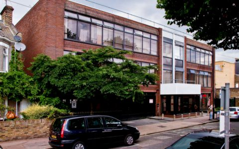 View of Heigham Road Serviced Offices