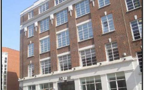 View of Goswell Road Serviced Offices