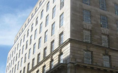 View of Grosvenor Gardens Serviced Offices