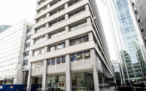 Serviced Offices Moorfields, London City