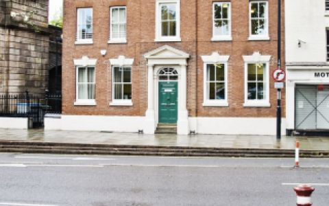 View of Friar Gate Serviced Offices