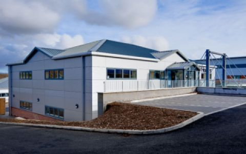 View of Forresters Business Park Serviced Offices